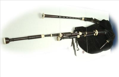 Lowland bagpipe