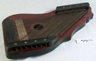 Box zither