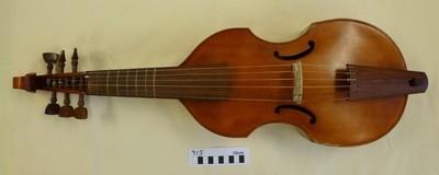 Viol;Viola da Gamba;Treble viol