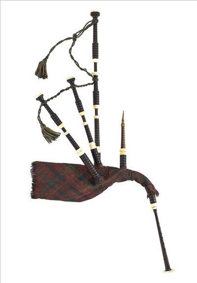 Highland bagpipe