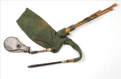 Union bagpipe