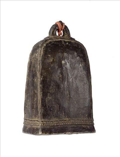 Clapper bell
