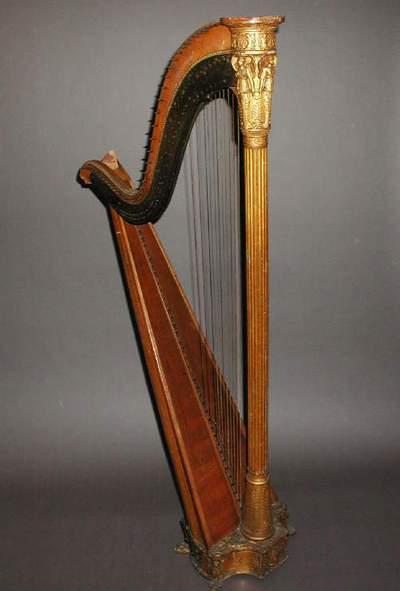 Grecian Harp