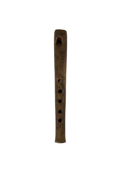 End-blown flute