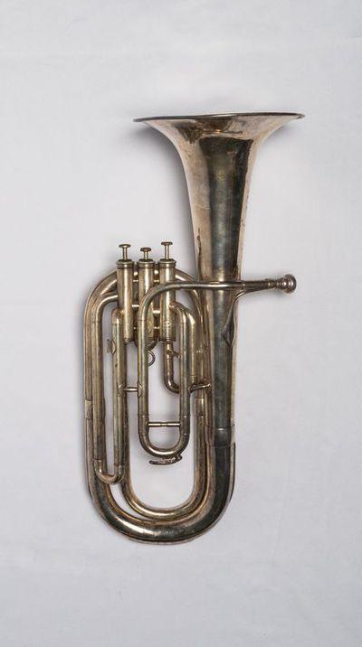 Baritone saxhorn