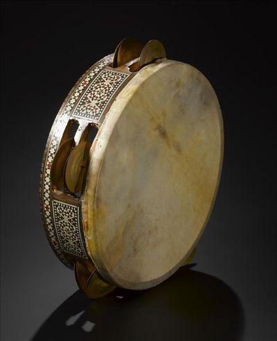 Duf / tambourine