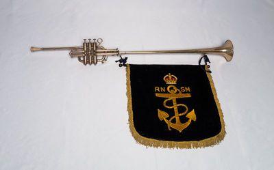 Melody fanfare trumpet in B-flat