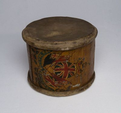 Small side drum