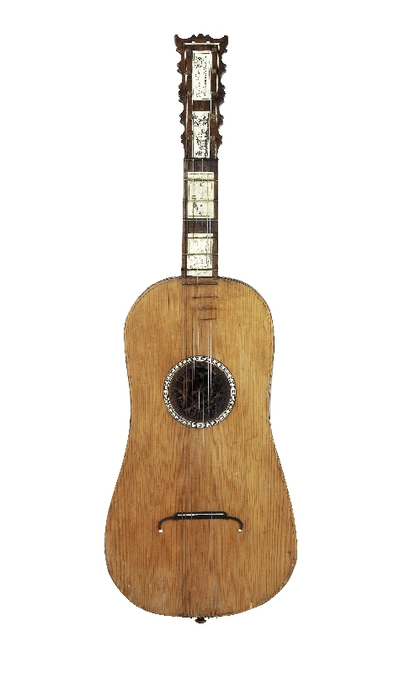 kleine Gitarre