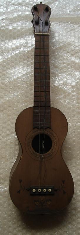 portugiesische Gitarre