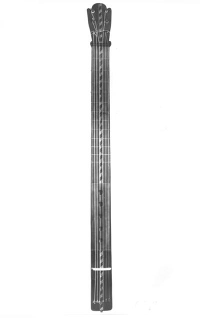 stumme Gitarre