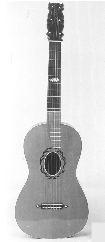 Gitarre Spanisches Modell