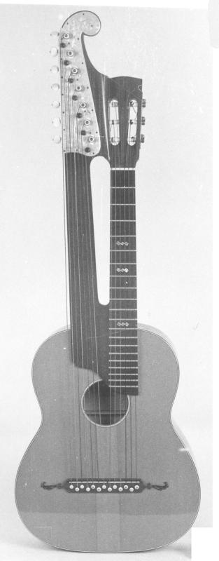 13-saitige Bassgitarre