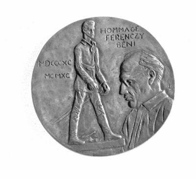 Hommage a Ferenczy Béni