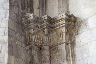 Photo of an exterior capital
