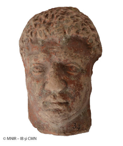 Photo of a Hellenistic statuette