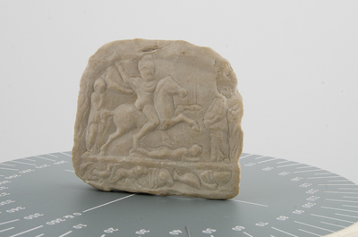 Photo of a Marbel Relief