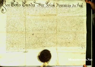 Urkunden 1739 II 27