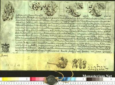 Urkunden 1741 V 29
