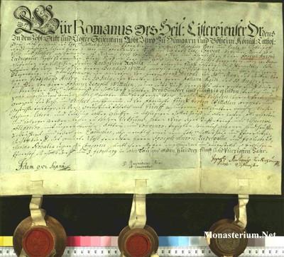 Urkunden 1745 II 01