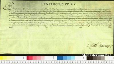 Urkunden 1748 II 03