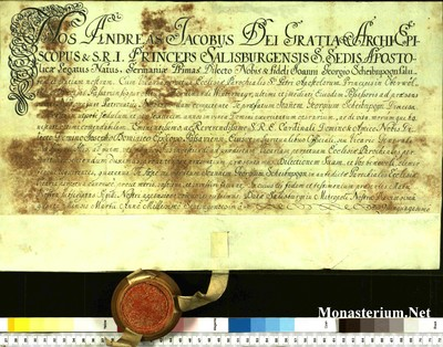 Urkunden 1750 III 24