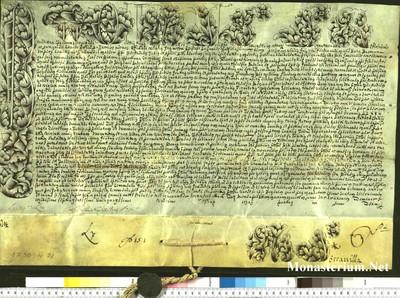 Urkunden 1750 IV 21