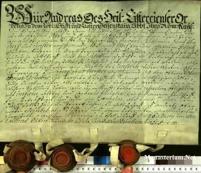 Urkunden 1753 III 16