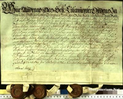 Urkunden 1754 V 22