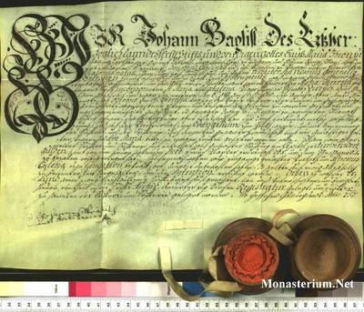 Urkunden 1757 I 01