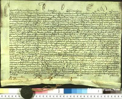 Urkunden 1760 IV 13