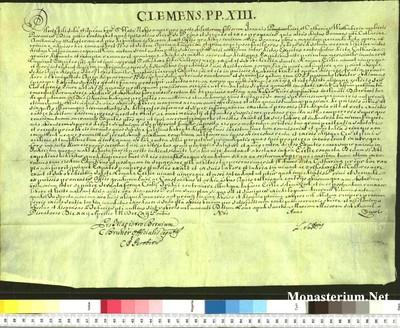 Urkunden 1762 IV 22