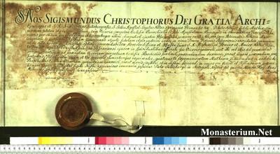 Urkunden 1764 V 04