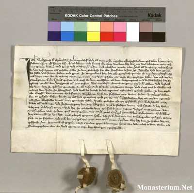 Urkunden 1377 XI 11