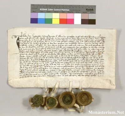 Urkunden 1380 III 12