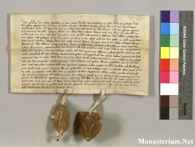 Urkunden 1387 IX 28