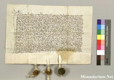Urkunden 1393 II 24