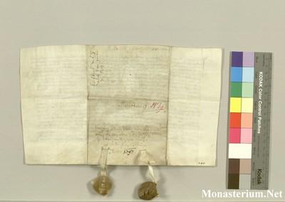 Urkunden 1397 VI 11