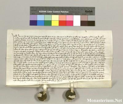 Urkunden 1397 XI 29