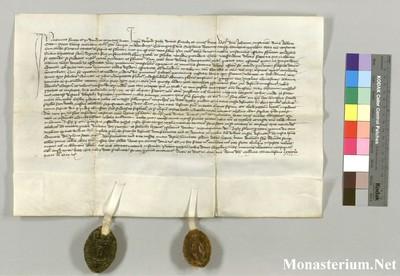 Urkunden 1399 IV 28