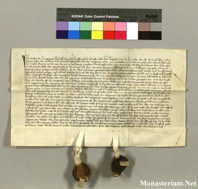 Urkunden 1400 XI 04