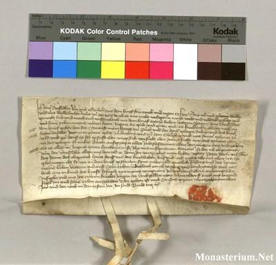 Urkunden 1401 VI 29