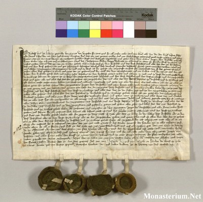 Urkunden 1402 IX 24