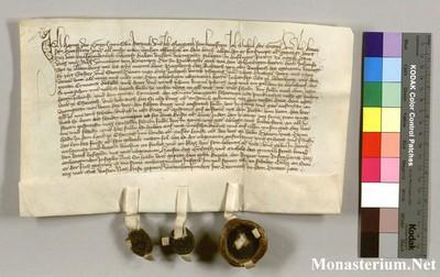 Urkunden 1403 III 18