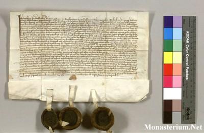 Urkunden 1404 IX 08