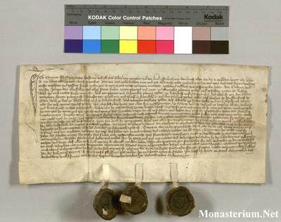 Urkunden 1407 VII 12