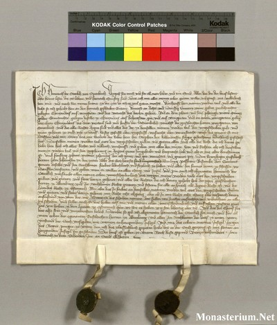Urkunden 1407 XI 19
