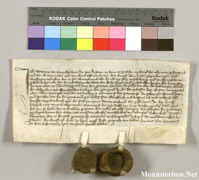 Urkunden 1410 VI 28