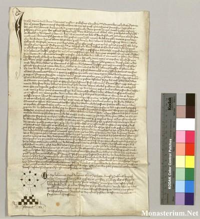 Urkunden 1414 IX 07