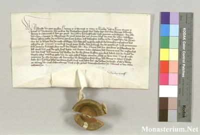 Urkunden 1417 XI 15